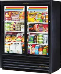 true gdm 41sl 60 hc ld 47 2 slide glass door merchandiser refrigerator lower height
