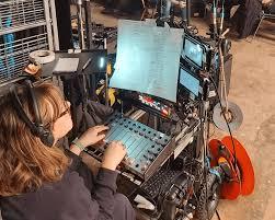Audiogusto, Cassandra Rutledge, Sound Recordist