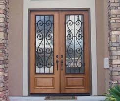 front double doorsHow to Manage Exterior Front Doors  Majestic Home Services