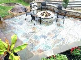 cost to pour concrete patio how much does it cost to pour a stamped concrete patio