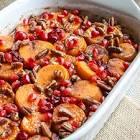 awesome yam and cranberry casserole