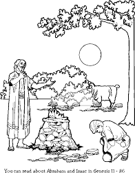 Dltk Bible Coloring Pages Color Bros