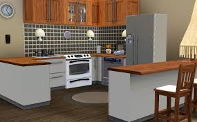Sims Kitchen Suburbian Family Villa The Sims Architect