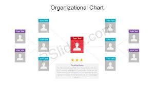 Live Org Chart Organizational Chart Powerpoint Template Pslides