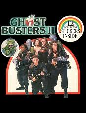 Small Picture Spook Central Ghostbusters II Books