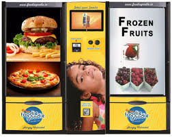 Frozen Product Vending Machine Fascinating Wall Mountable Vending Machine Beta Automation