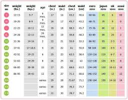 12 13y Size Chart Size Chart Clothes Kids Www Bedowntowndaytona Com