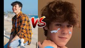 Tiktok Battle - Jentzen Ramirez Vs Nathan Smith - YouTube