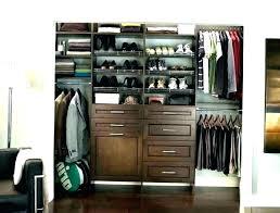 allen roth closet organizer installation instructions corner shelf allen and roth closet system allen roth closet allen roth 8 ft java wood closet kit