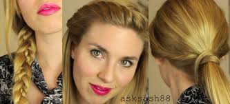Cute Easy Medium Hairstyles Stunning Cute Easy Hairstyles For Medium Hair 90 Ideas With Cute