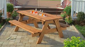 How To Build A Kids Picnic Table And Sandbox Combo  DIY Projects How To Make Picnic Bench