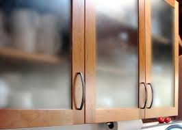 image of review frosted glass cabinet doors