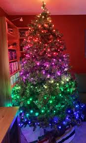 Twinkly Smart Christmas Tree Lights Twinkly These Are The Smart Led Holiday Lights You Want