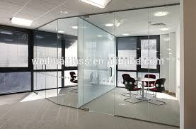clear office. Clear Office Partition Glass Wall/ Frosted Bathroom Door X