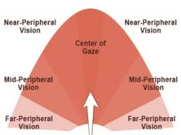 Peripheral Awareness Chart A Guide To Understanding Your Peripheral Vision