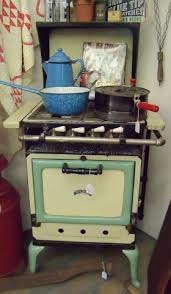 Cream Green Orion Apartment Size Gas Stove S The Old