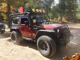 Jeep Smiley Face Lights