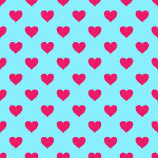 Heart Pattern Stunning Hearts Pattern Vector Free Download