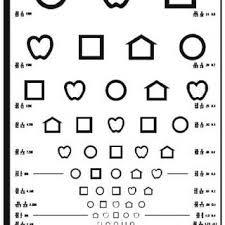 Lea Symbols Chart Courtesy Of Good Lite Company Elgin Il