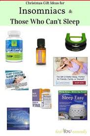 healthy gift ideas for insomniacs those who can t sleep