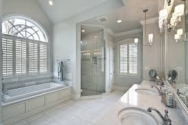 bathroom light fixtures shower 40 luxurious master bathrooms most with incredible bathtubs