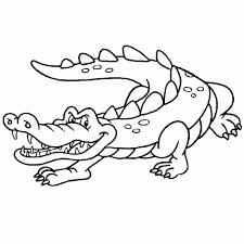 25 Idee Kleurplaat Krokodil Mandala Kleurplaat Voor Kinderen