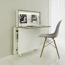 desk for small office space. Folding Desk Small Office Space Saving Furniture Set Workspace With Regard To Slim For Bedroom Plan O