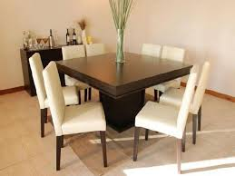 modern dining room furniture. Exellent Room Modern Dining Table For 8 Cool Square Room Tables 80 In With Regard To  Remodel 0 Intended Furniture