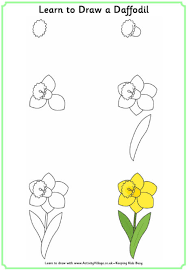 Small Picture Learn to Draw Flowers