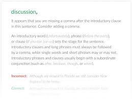 correct sentence checker online
