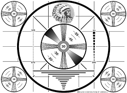 Indian Head Test Pattern Mesmerizing All This Is That The Indian Head Test Pattern