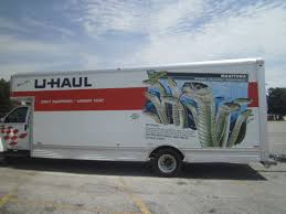 Uhaul Truck S U Haul Pilgrim Strong
