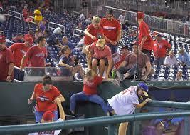 Padres-Nationals game halted after ...