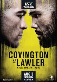 UFC on ESPN: Covington vs. Lawler - Wikipedia