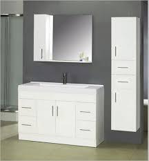 White Bathroom Cabinet Bathroom Mirror Ideas Wood Framed Bathroom Vanity Mirrors White