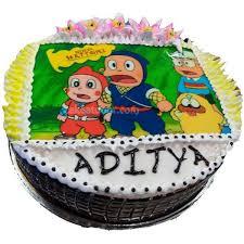 Variety Of Cartoon Cakes Cartoon Photo Cakes Cakeatdoorcom