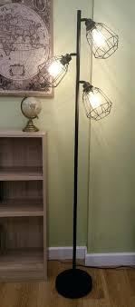 3 bulb lamp movingtogether info 3 bulb lamp vintage retro industrial 3 lights cage floor lamp matt black 3 bulbs