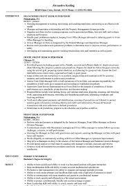 Hotel Front Desk Job Description Resume
