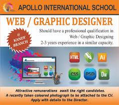 Web Design Sri Lanka Kandy Careers Apollo Lk