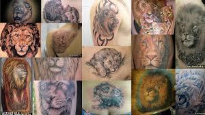 значение тату лев клуб татуировки фото тату значения эскизы
