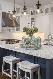 caulking kitchen backsplash. Brilliant Caulking Dark Island For Kitchen Design Ideas With Marble Countertop And Glass  Subway Tile Backsplash Using Pendant Lights In Caulking