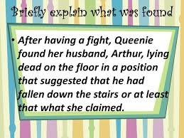 Essay Ppt Innocent Or Queenie Guilty Is Argumentative Video SwqYUxRRd