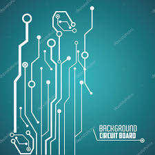Circuit Board Design Circuit Board Design Technology And Electronic Concept