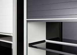 Kitchen Roller Shutter Door Tambour Door Systems