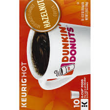 Made from 100% premium arabica coffee, the pods deliver a rich taste in every cup. Dunkin Donuts French Vanilla K Cups Nutrition Facts