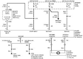 ford power antenna wiring ford wiring diagrams cars power antenna wiring diagram wiring diagram