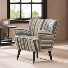 striped living room chairs blue and white furniture armchairs mid with post astonishing excellent striped chairs living room blue and white home