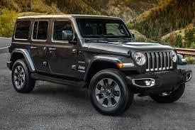 2018 jeep wrangler sahara 4 door front