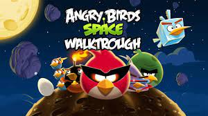 Angry Birds Space - (PC) Gameplay - Planet 1: Pig Bang - YouTube