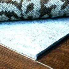 good rug pad home depot or thick best pads 5x8 idea area architecture outdoor
